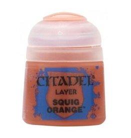 Citadel Layer:  Squig Orange