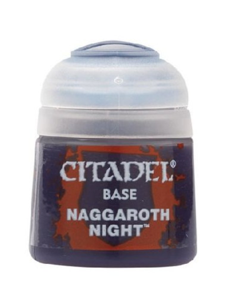 Citadel Base: Naggaroth Night 12ml