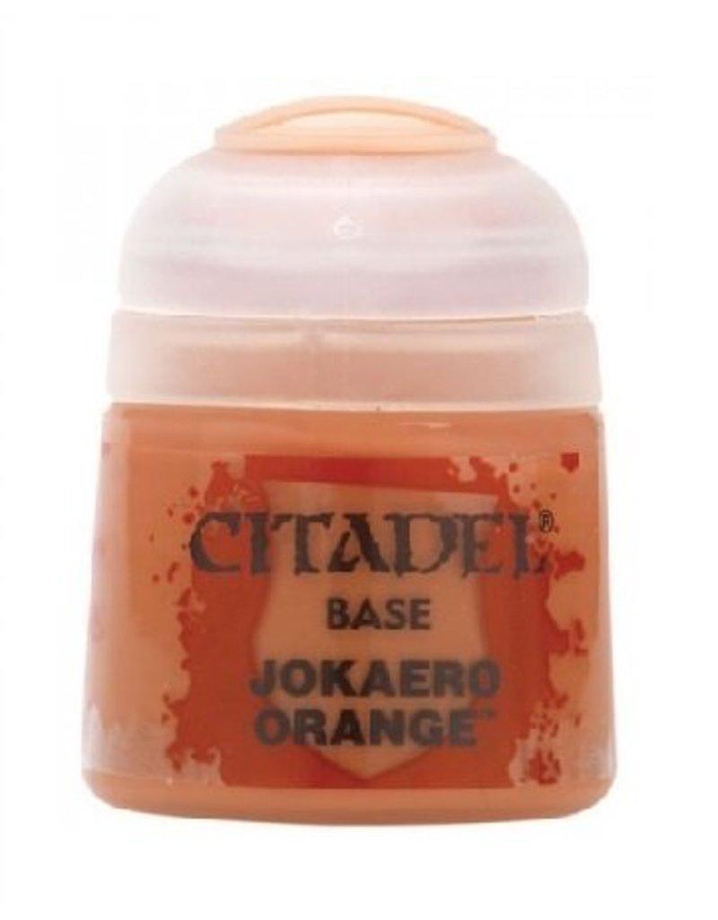 Citadel Base: Jokaero Orange 12ml