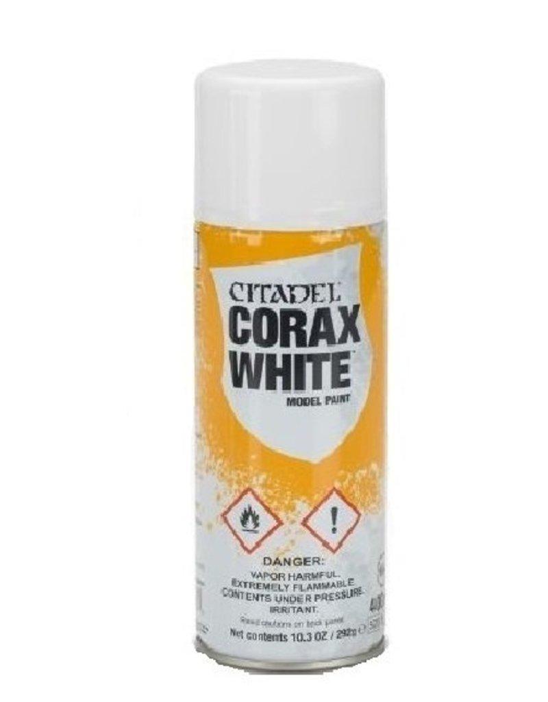 Citadel Corax White Spray 400ml