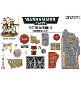 Citadel Sector Imperialis Large Base Kit