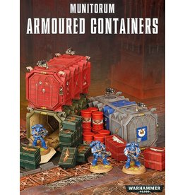 Citadel Armoured Containers