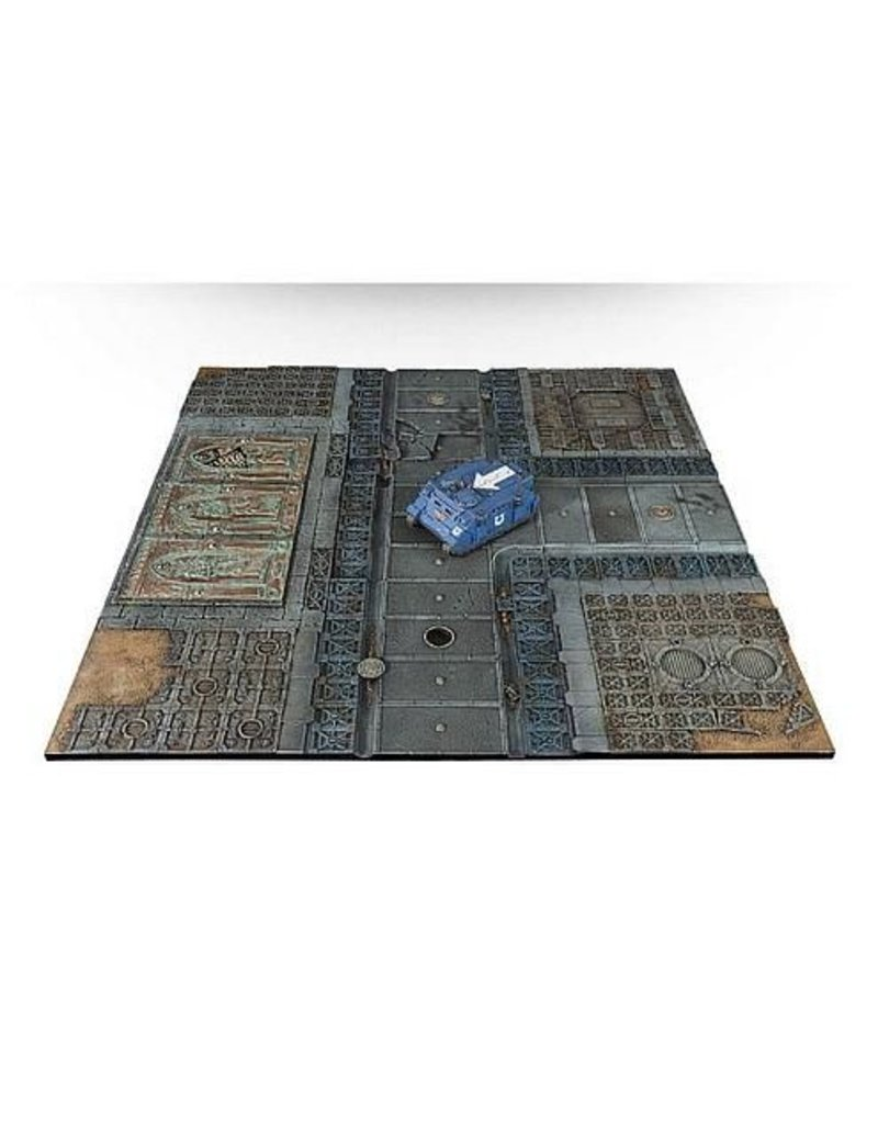 Citadel Realm Of Battle:  Sector Imperialis Scenery Tiles
