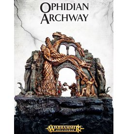 Citadel Ophidian Archway