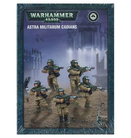 Games Workshop Push-Fit Cadians