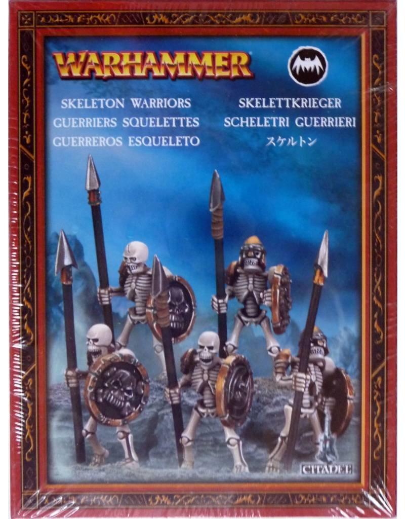 Games Workshop Push-Fit Deathrattle Skeleton Warriors