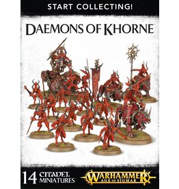 Games Workshop Start Collecting Daemons Of Khorne