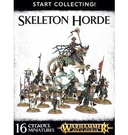 Games Workshop Start Collecting Skeleton Horde