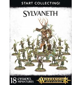 Games Workshop Start Collecting! Sylvaneth Elves