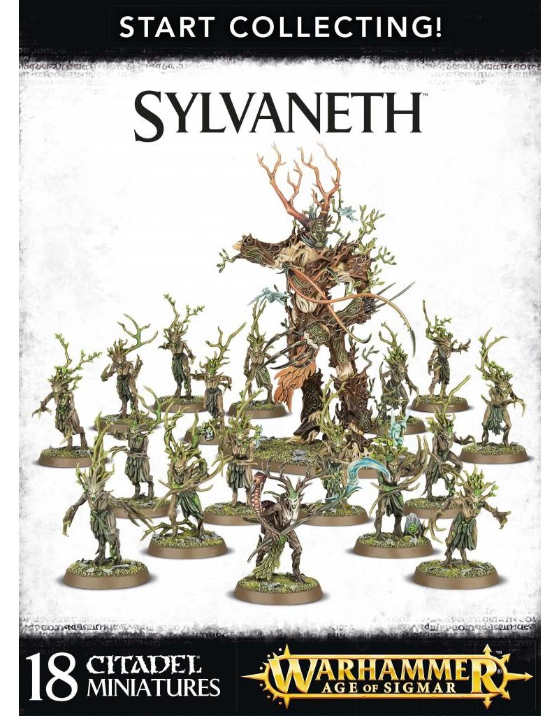 Games Workshop Age Of Sigmar: Start Collecting! Sylvaneth Elves