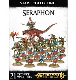 Games Workshop Start Collecting Lizardmen