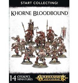 Games Workshop Start Collecting Khorne Bloodbound