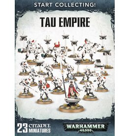 Games Workshop Start Collecting Tau Empire