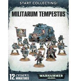 Games Workshop Start Collecting Militarum Tempestus