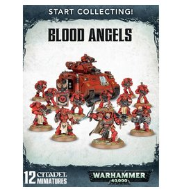 Games Workshop Start Collecting Blood Angels