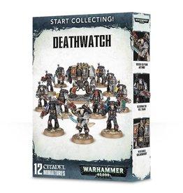 Games Workshop Start Collecting Deathwatch