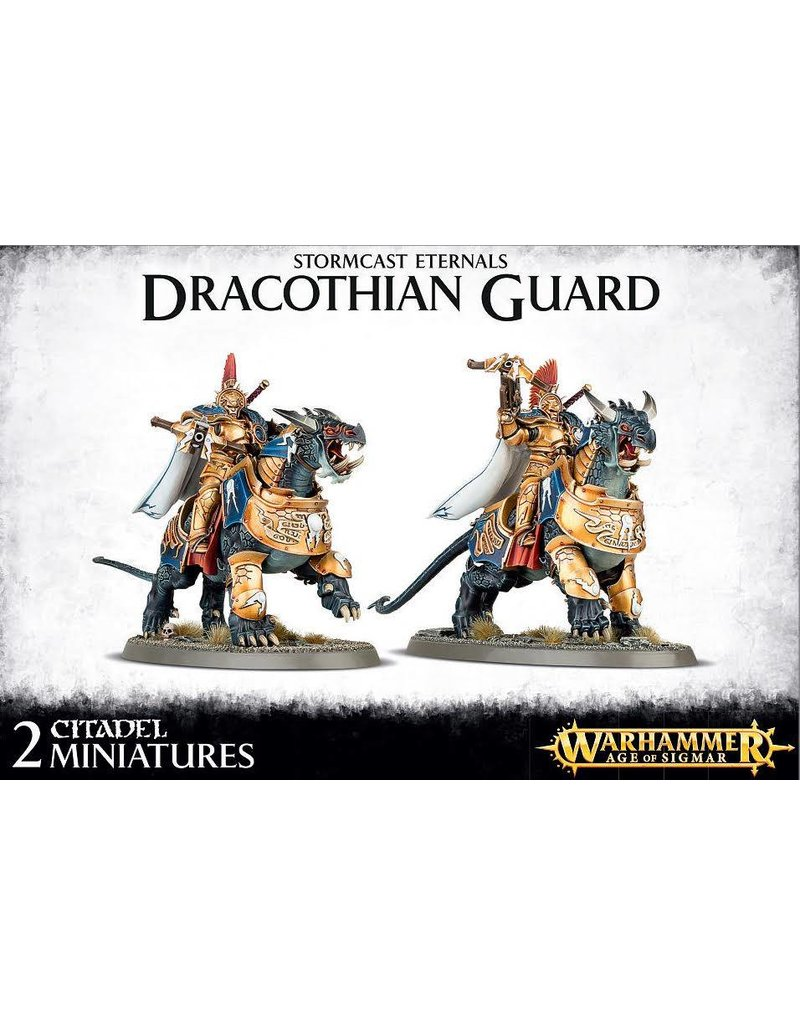 Games Workshop Stormcast Eternals Dracothian Guard