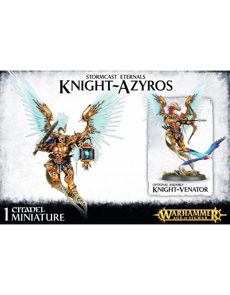 Games Workshop Stormcast Eternals Knight-Azyros