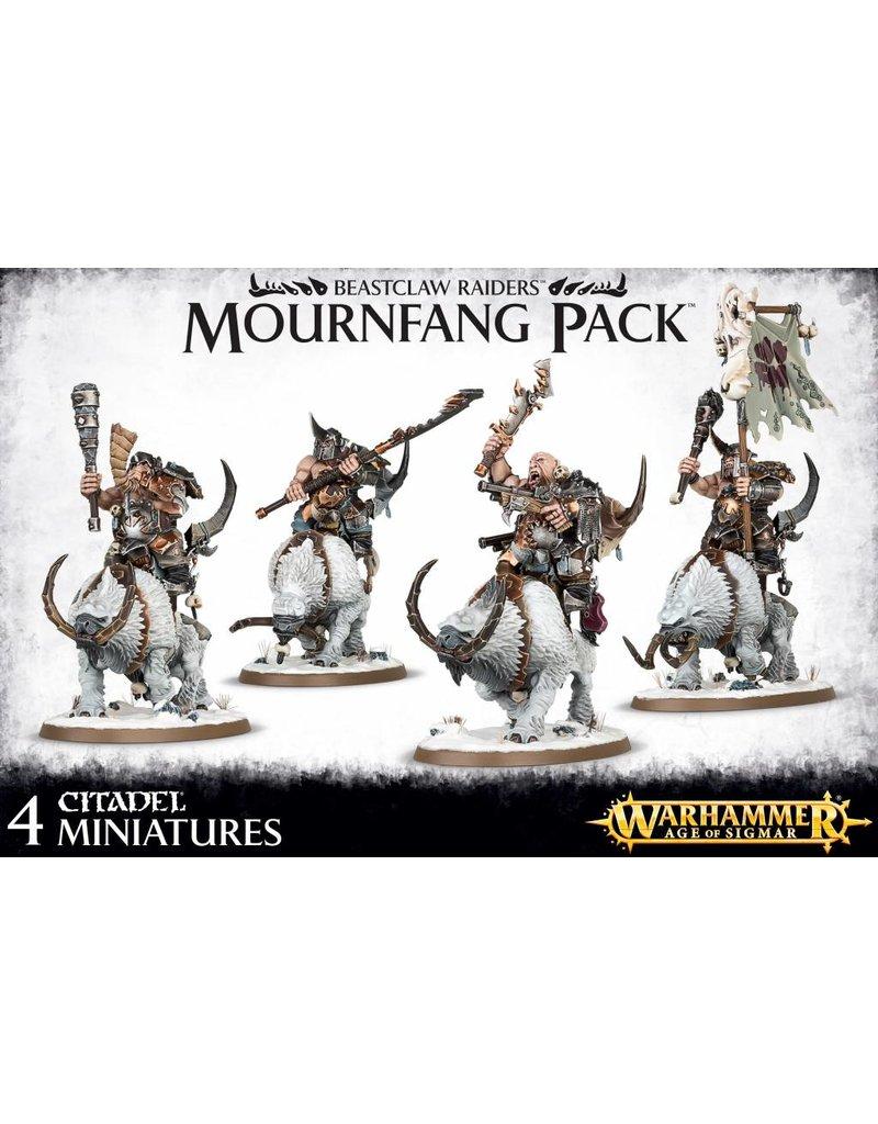 Games Workshop Beastclaw Raiders Mournfang Pack