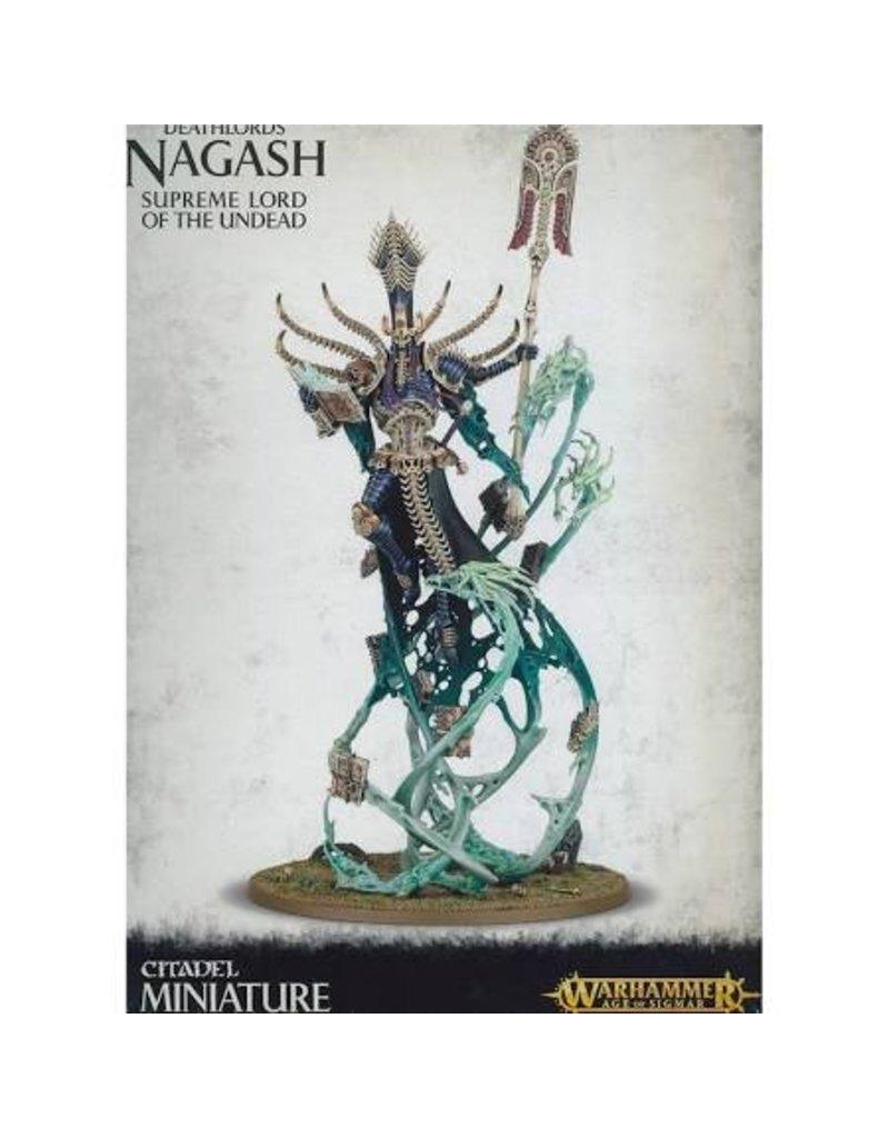 Games Workshop Deathlords Nagash Supreme Lord Of The Undead