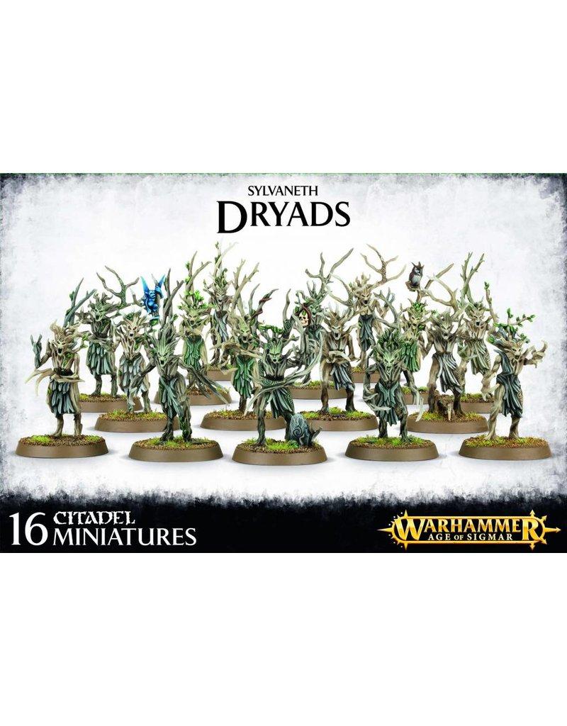 Games Workshop Sylvaneth Dryads