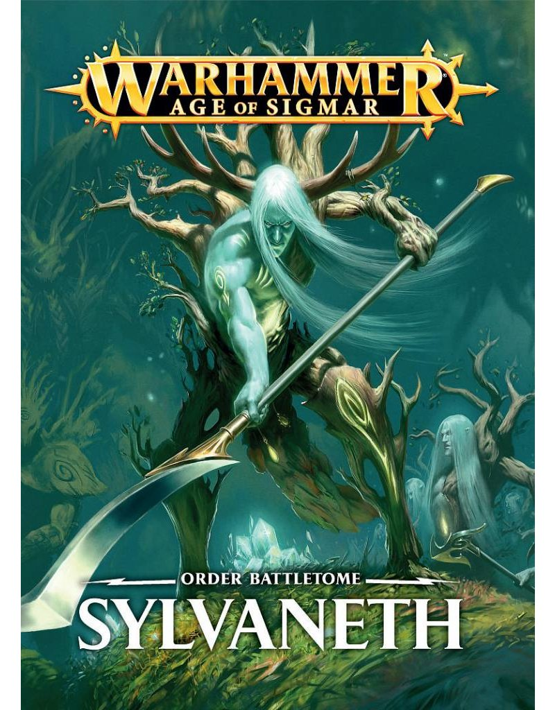 Games Workshop Battletome:  Sylvaneth (SB) (EN)
