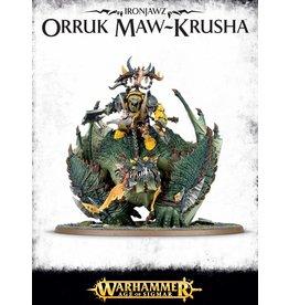 Games Workshop Orruk Maw-Krusha