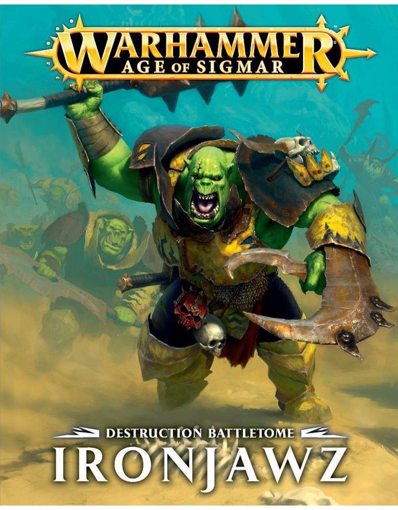 Games Workshop Battletome:  Ironjawz (HB) (EN)