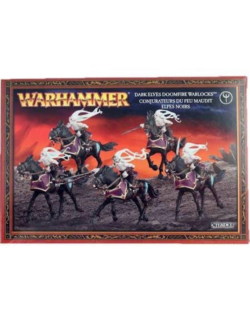 Games Workshop Morathi Aelves Doomfire Warlocks