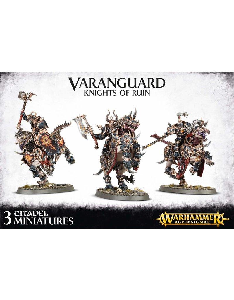 Games Workshop Everchosen Varanguard Knights Of Ruin
