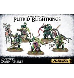 Games Workshop Putrid Blightkings