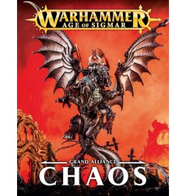 Games Workshop Grand Alliance:  Chaos (ENGLISH)