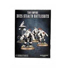 Games Workshop Xv25 Stealth Battlesuits