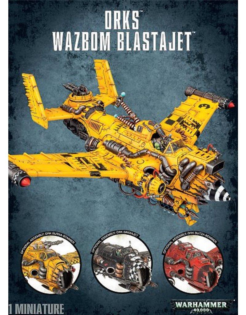 Games Workshop Ork Wazbom Blastajet