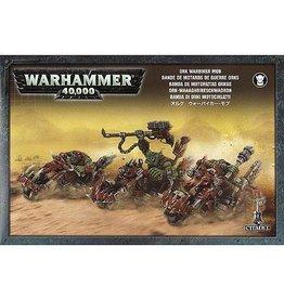 Games Workshop Warbiker Mob