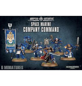 Games Workshop Space Marine Company Command