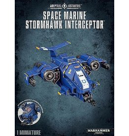Games Workshop Space Marine Stormhawk Interceptor / Stormtalon Gunship
