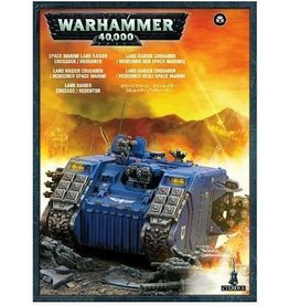 Games Workshop Spacemarine Landraider Crusader/Redeemer
