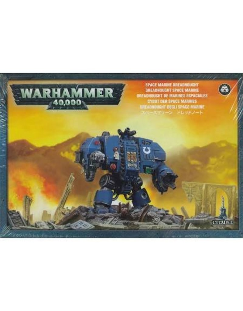 Games Workshop Adeptus Astartes Dreadnought