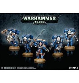 Games Workshop Space Marine Vanguard Veteran Squad
