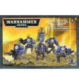 Games Workshop Space Marine Terminator Squad