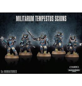 Games Workshop Tempestus Scions