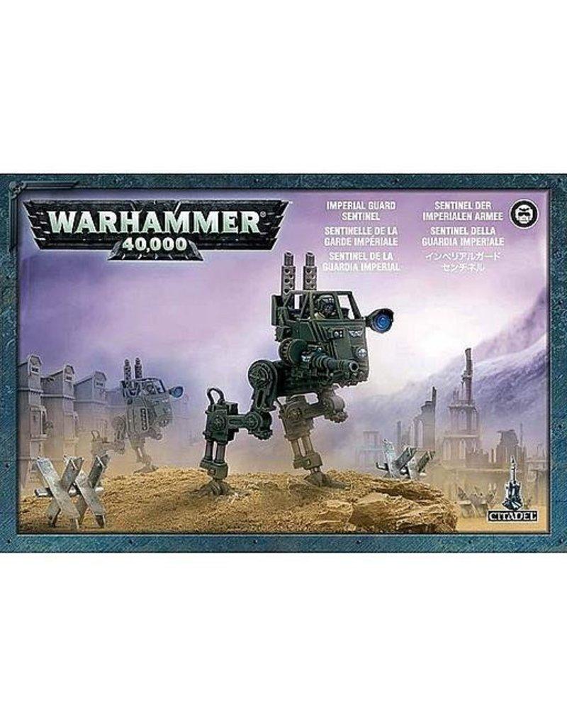 Games Workshop Astra Militarum Sentinel