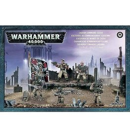 Games Workshop Cadian Command Squad (OLD BOX)