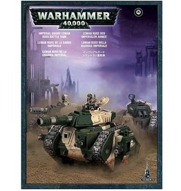 Games Workshop Leman Russ Battle Tank (OLD BOX)