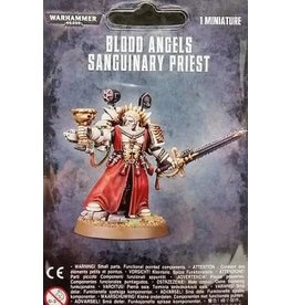 Games Workshop Blood Angels Sanguinary Priest