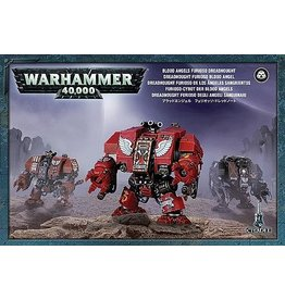 Games Workshop Blood Angels Furioso Dreadnought