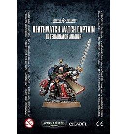 Games Workshop Deathwatch Watch Capt./TERMINATOR Armour