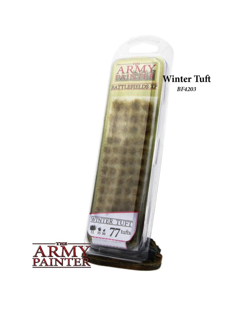 The Army Painter Battlefields Xp - Winter Tufts