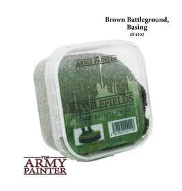 The Army Painter Brown Battleground Basing